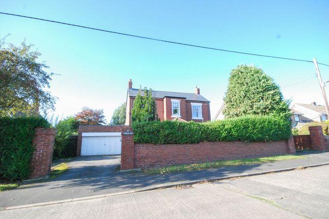Thumbnail Detached house for sale in Burdon Road, Cleadon, Sunderland