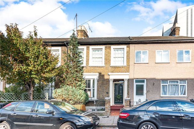 Thumbnail Terraced house for sale in Wandle Road, Croydon