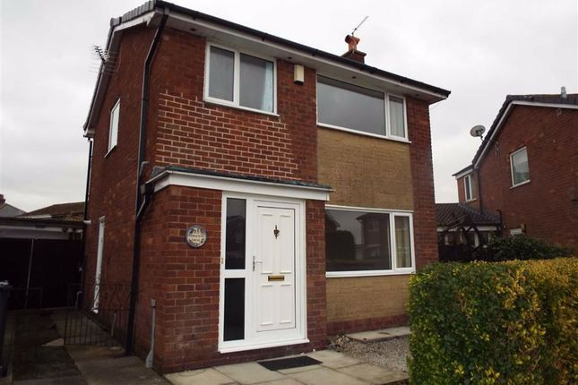 Thumbnail Detached house to rent in Fernview Drive, Holcombe Brook, Greater Manchester
