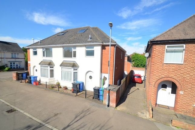 Thumbnail Flat for sale in Boddington Road, Kettering