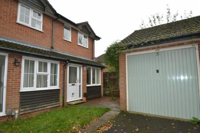 Thumbnail End terrace house to rent in Black Acre Close, Amersham