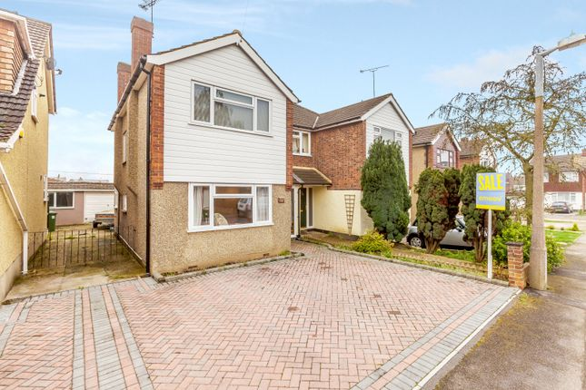 3 bed semi-detached house for sale in The Oaks, Billericay