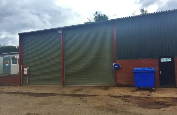 Thumbnail Warehouse to let in Unit 3-5, Hilltop Farm, Telford, Shropshire