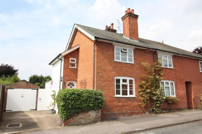 2 bed semi-detached house for sale in Church Road, Fleet