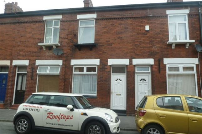 Thumbnail Terraced house to rent in Beaconsfield Road, Altrincham