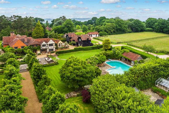 11 bed detached house for sale in Alfold Road, Dunsfold, Godalming, Surrey