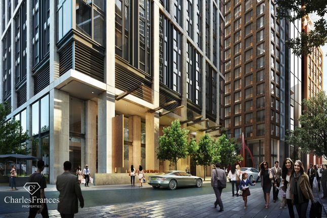 Thumbnail Flat for sale in Aykon London One, Bondway, Nine Elms