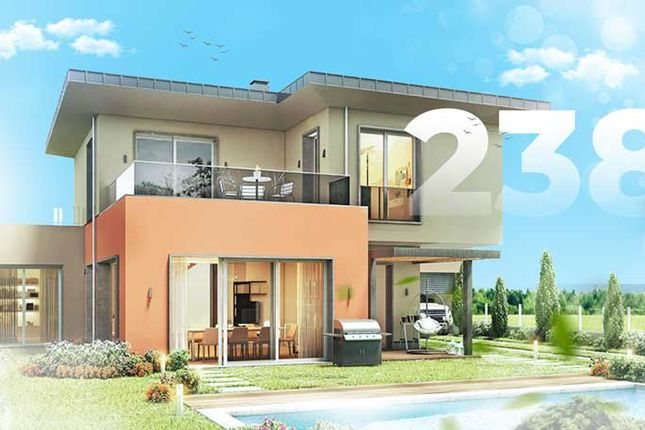 Thumbnail Villa for sale in Rh238Istanbul, Buyukcekmece, Turkey, Rh 238- Private Family Villas In A Quiet Area In Istanbul, Turkey