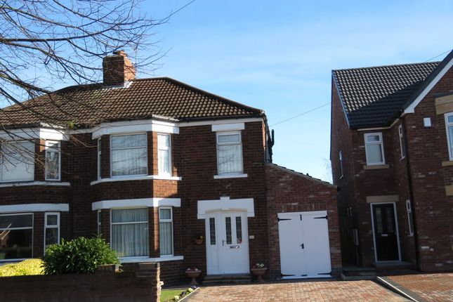 Thumbnail Semi-detached house to rent in Dodsworth Avenue, York