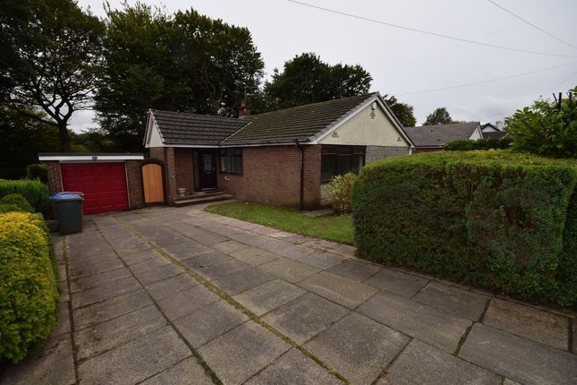 Thumbnail Detached bungalow to rent in Camberley Drive, Rochdale