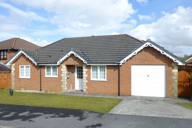 Thumbnail Bungalow to rent in Parc Bryn Rhos, Glanamman, Ammanford, Carmarthenshire.