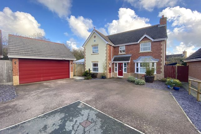 Thumbnail Detached house for sale in Boniface Close, Pevensey, East Sussex