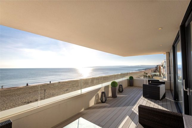 Thumbnail Flat for sale in Ace, 17 - 21 Banks Road, Sandbanks, Poole, Dorset