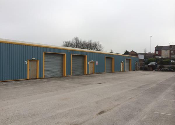Thumbnail Light industrial to let in Unit 11, Hutton Business Park, Rotherham