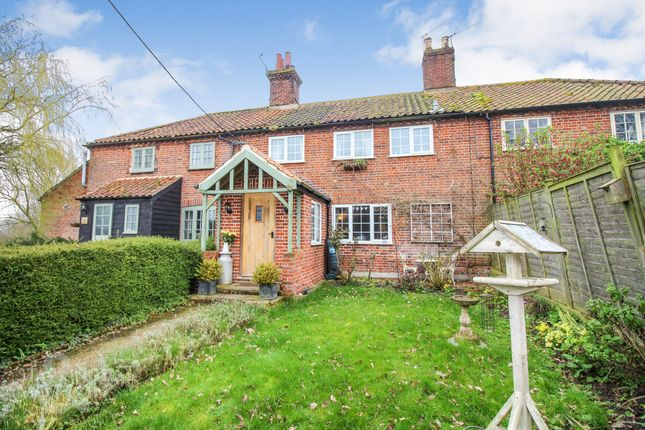 Thumbnail Cottage for sale in Langley Street, Langley, Norwich