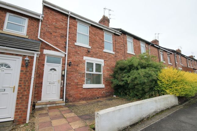 Thumbnail Terraced house for sale in Jolliffe Street, Chester Le Street
