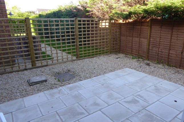 Patio of Reading Road, Pangbourne, Reading RG8