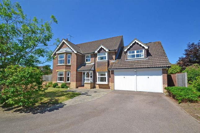 Thumbnail Detached house for sale in Masons Way, Codmore Hill, Pulborough, West Sussex