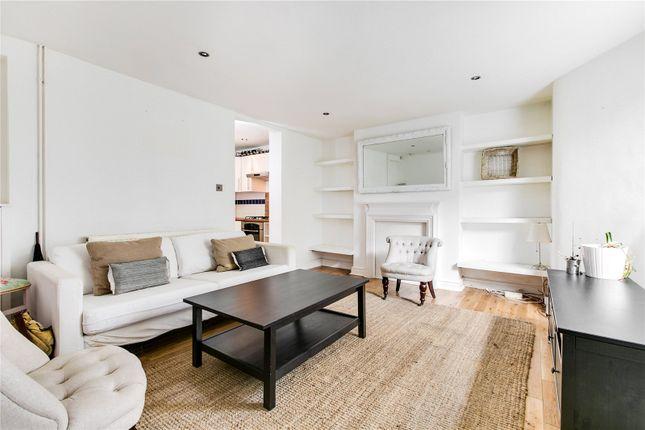 Living Room of New Kings Road, London SW6