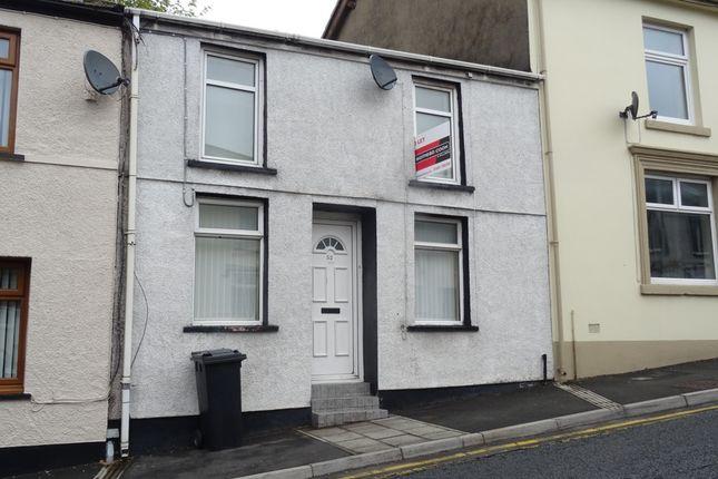 Thumbnail Terraced house to rent in Twynyrodyn Road, Merthyr Tydfil