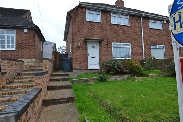 Thumbnail Semi-detached house for sale in Templeton Road, Great Barr, Birmingham