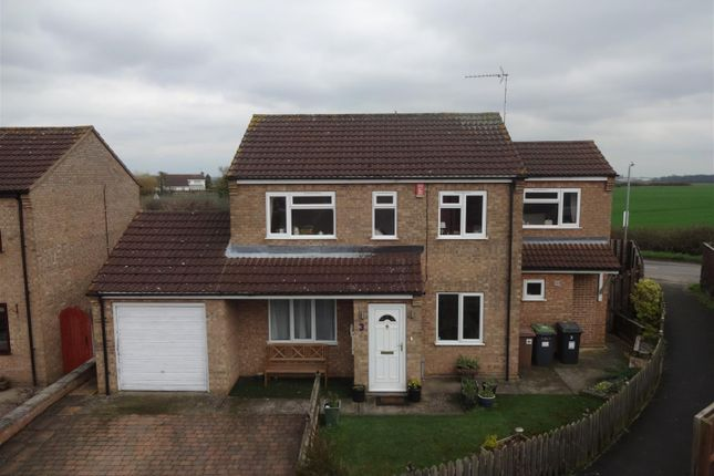 Thumbnail Detached house for sale in Juniper Close, Leasingham, Sleaford