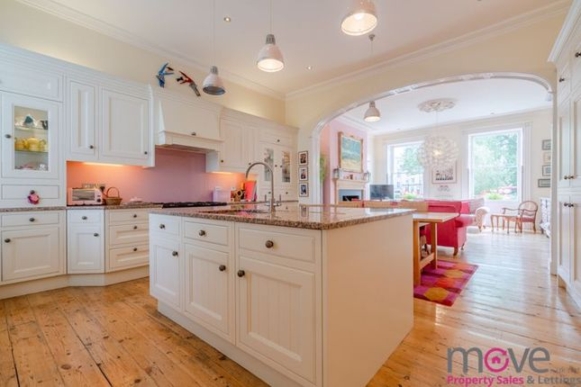 Thumbnail Town house for sale in Royal Crescent, Cheltenham