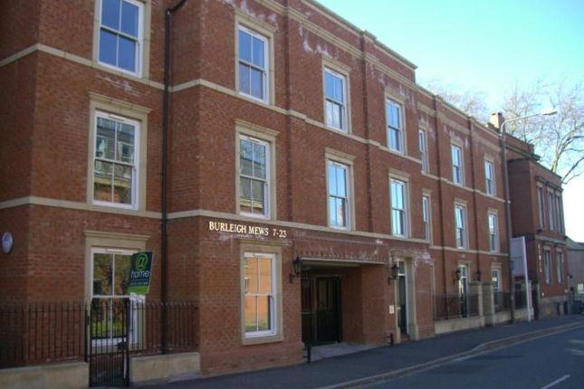 Thumbnail Flat to rent in Burleigh Mews, Derby