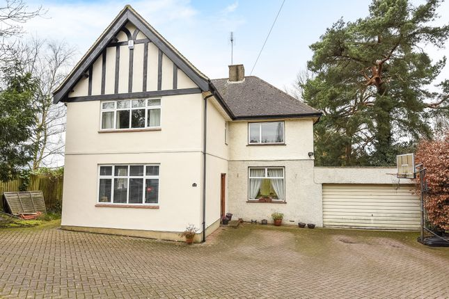 Thumbnail Detached house for sale in Harefield Road, Uxbridge