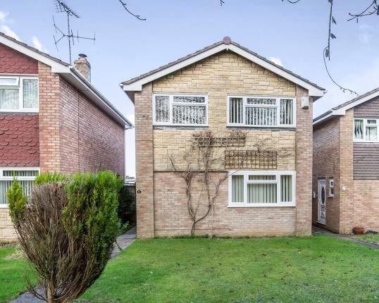 Thumbnail Detached house for sale in Grebe Close, Abbeydale, Gloucester, Gloucestershire
