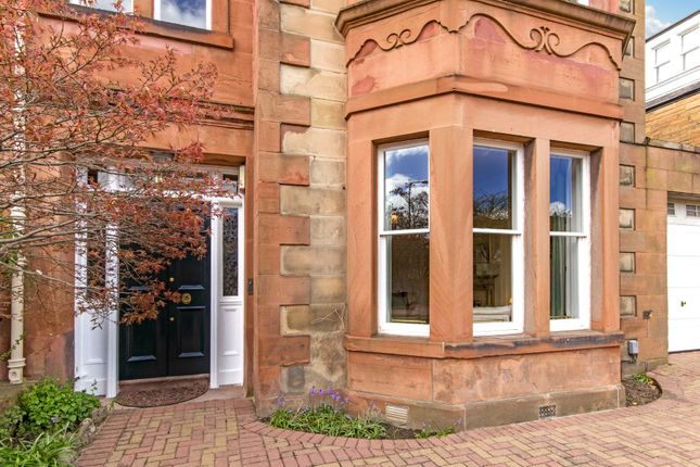 Thumbnail Semi-detached house for sale in Polwarth Terrace, Edinburgh
