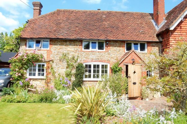 Thumbnail Cottage for sale in The Green, Dunsfold, Godalming
