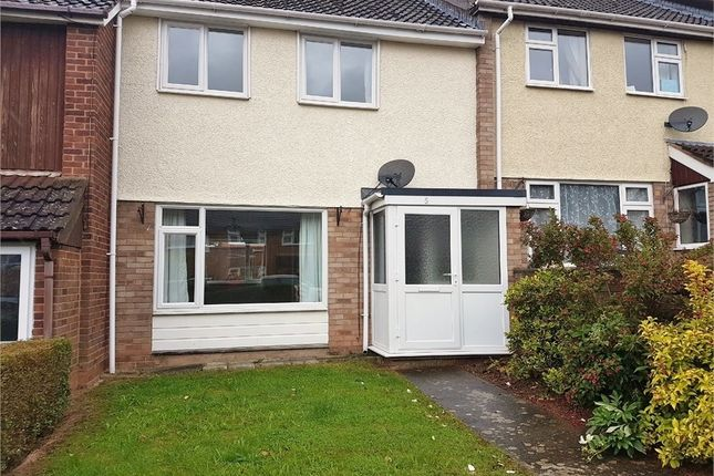 3 bed terraced house to rent in Garnstone Rise, Hereford HR1