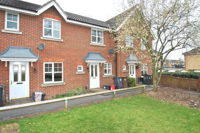 Thumbnail Terraced house to rent in Stephenson Mews, Stevenage
