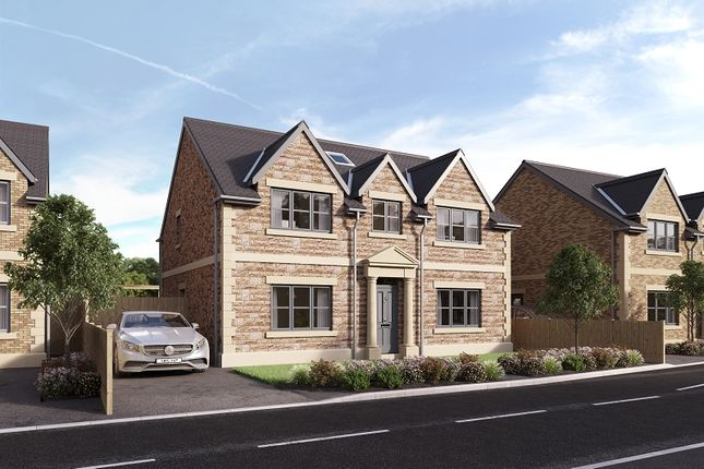 Thumbnail Detached house for sale in 4 The Plains, Scotby, Carlisle