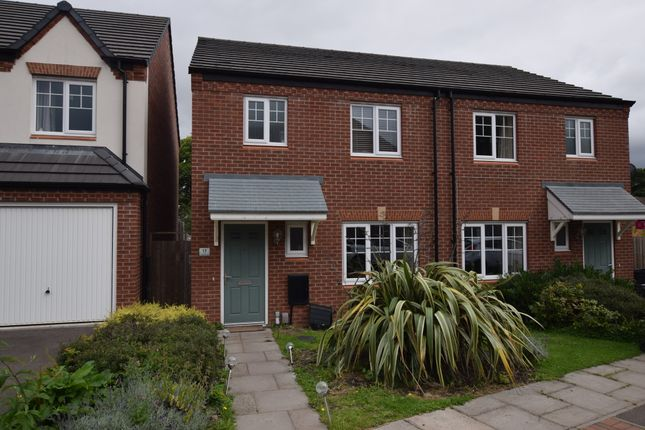 Thumbnail Semi-detached house for sale in Langley Mill Close, Sutton Coldfield, West Midlands