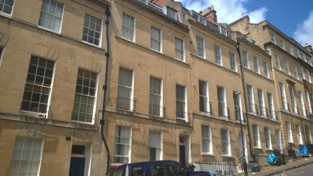 Thumbnail Studio to rent in Park Street, Bath