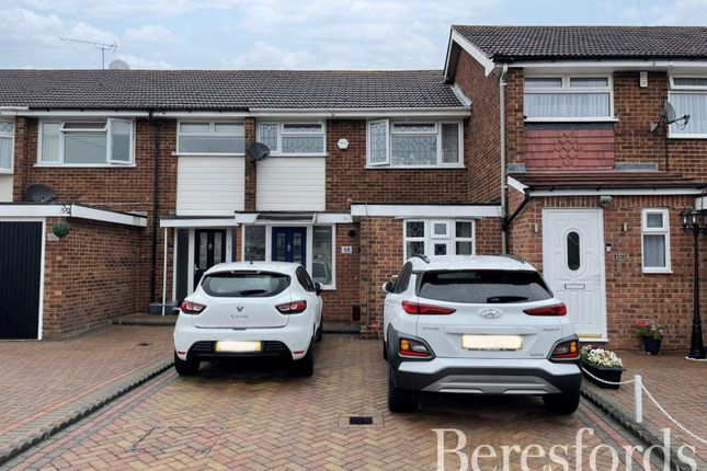 Thumbnail Terraced house for sale in Manston Way, Hornchurch