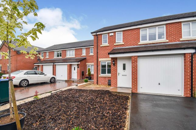 Thumbnail Semi-detached house for sale in Kenneth Bradshaw Close, Coventry