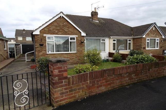 Thumbnail Semi-detached bungalow for sale in The Boulevard, Edenthorpe, Doncaster
