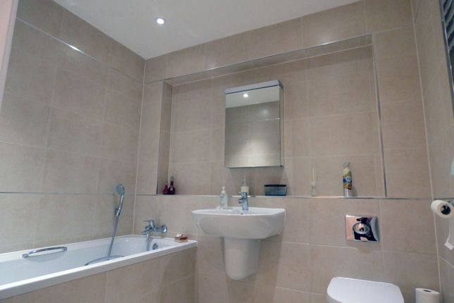 Family Bathroom of 3 Conyers View, Audley Clevedon, Ben Rhydding Drive, Ilkley LS29