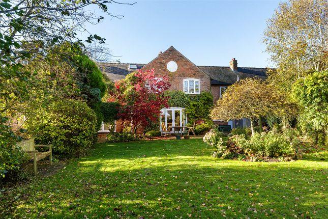 Thumbnail Terraced house for sale in Ridley Hill Farm, Ridley, Tarporley, Cheshire