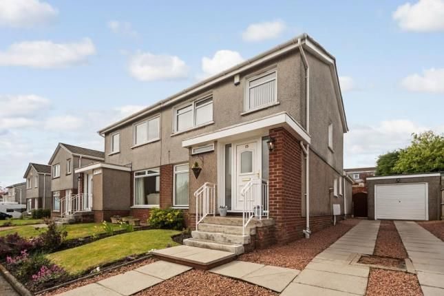 Thumbnail Semi-detached house for sale in Lowther Avenue, Bearsden, Glasgow, East Dunbartonshire