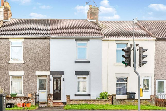 2 bed terraced house for sale in Cheney Manor Road, Swindon SN2