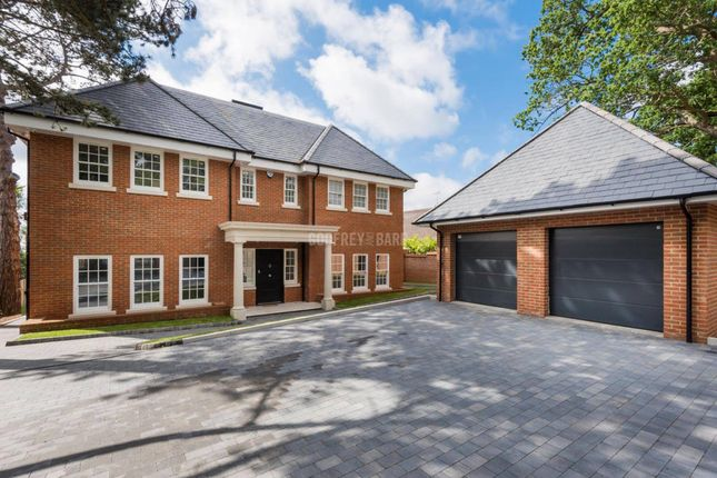 Thumbnail Detached house for sale in Camlet Way, Barnet