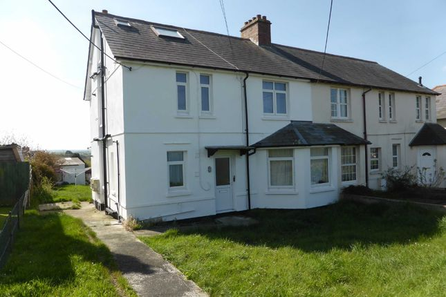 Thumbnail Flat to rent in Berries Mount, Bude