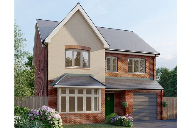 """Thumbnail Detached house for sale in """"The Alder"""" at Tocknell Court, Box Road, Cam, Dursley"""