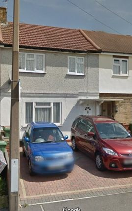 Thumbnail Terraced house to rent in Harris Road, Bexleyheath, Kent