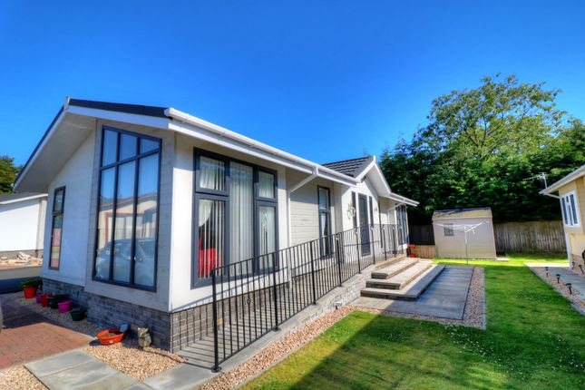 Mobile/park home for sale in Bishops View, Gairneybridge, Kinross