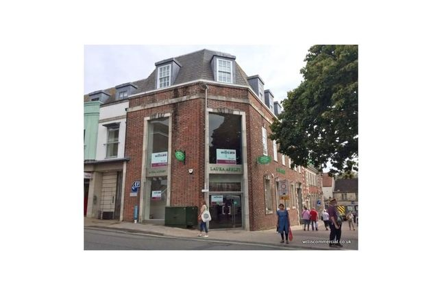 Thumbnail Retail premises to let in 43 South Street, Dorchester
